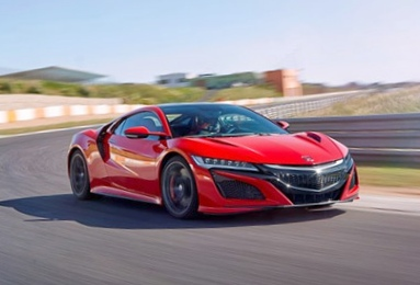 Honda начинает собирать первые заказы на суперкар nsx