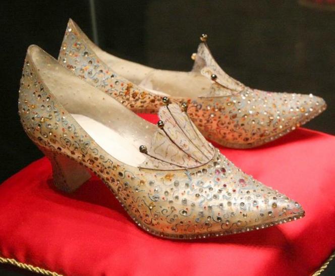 Хрустальный черевичек