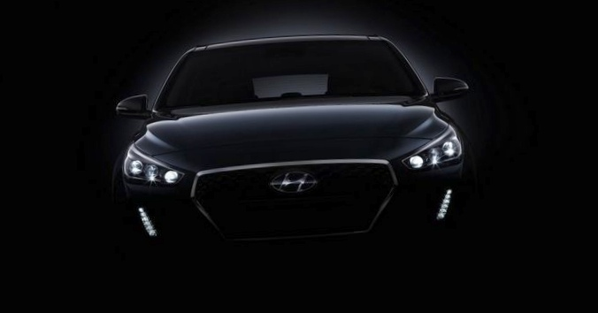 Hyundai показала хэтчбек i30 третьего поколения