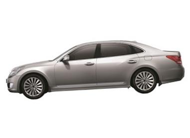 Hyundai представляет новую комплектацию флагмана equus