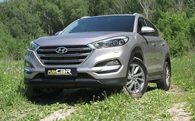 Hyundai tucson получил высокие оценки в краш-тесте iihs