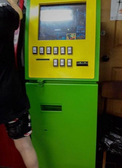 """Игровые автоматы — """"кидалы"""""""