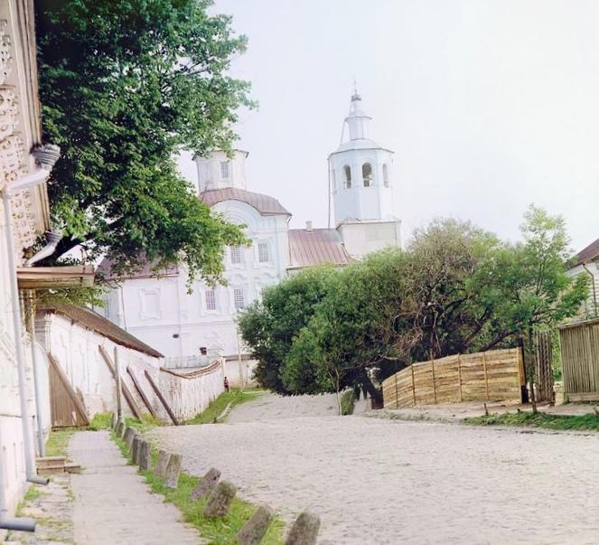 История крепостной стены смоленска часть1