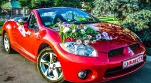 Кабриолет на свадьбу — оптимальный вариант