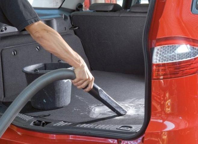 Как правильно сделать химчистку авто своими руками