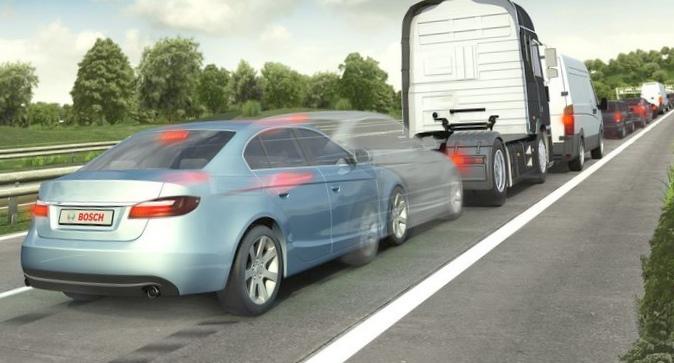Как правильно тормозить, двигаясь на автомобиле?