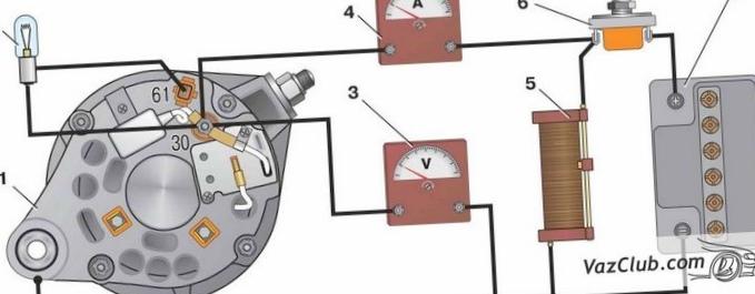 Как сделать ремонт генератора...