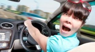 Как вести себя в автомобильной пробке