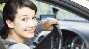 Как выбрать автомобиль для девушки?