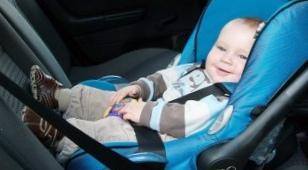 Как выбрать детское автoкреслo?