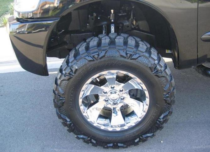 Как выбрать шины для внедорожника?