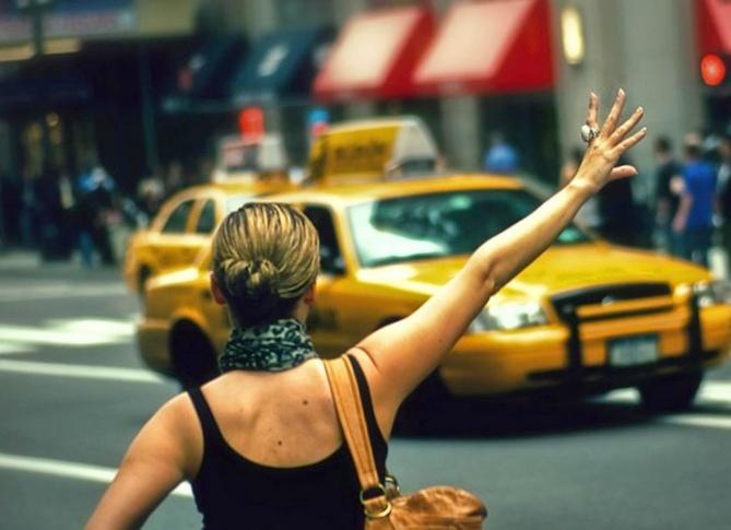 Как заказать такси онлайн в любой стране мира