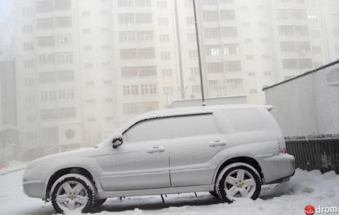 Каковы правила эксплуатации авто в зимнее время года