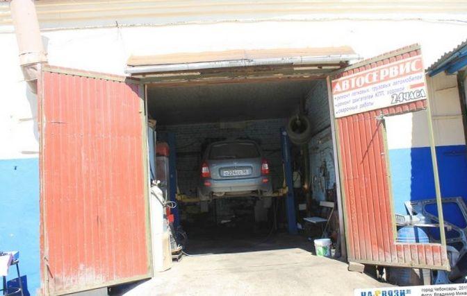 Круглосуточный ремонт автомобилей с выездом