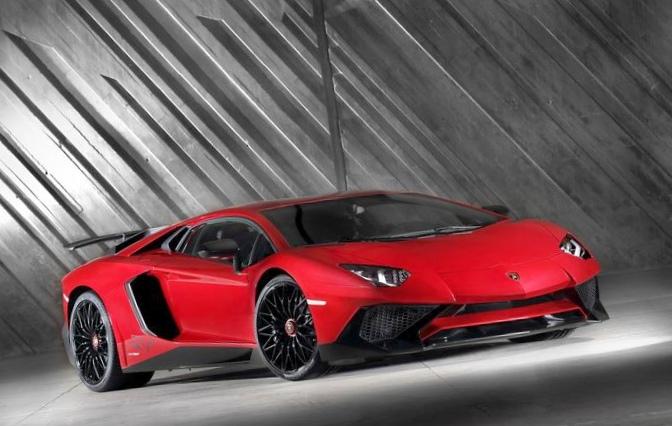 Lamborghini aventador lp750-4 superveloce - обзор модели