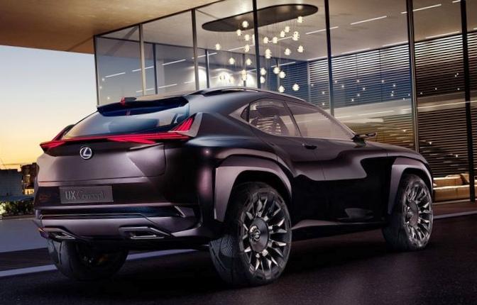 Lexus приступил к экспериментам с 3d-интерфейсами