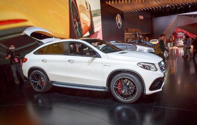 Mercedes-benz представил amg-версию...