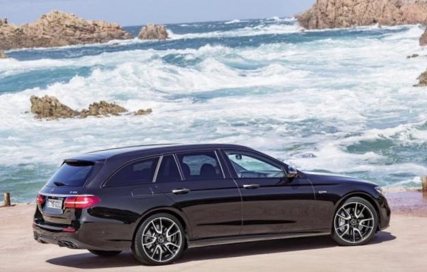 Mercedes-benz представил новый универсал e-class