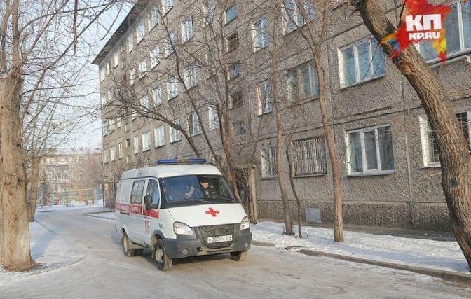 Минский таксист перегородил дорогу...