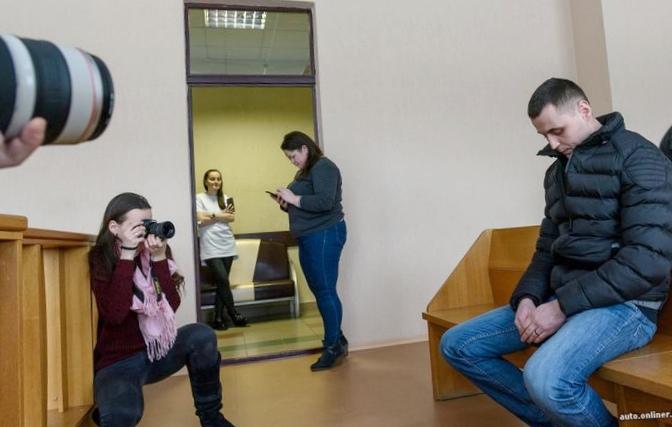 Минского дрифтера осудили на три года лишения свободы