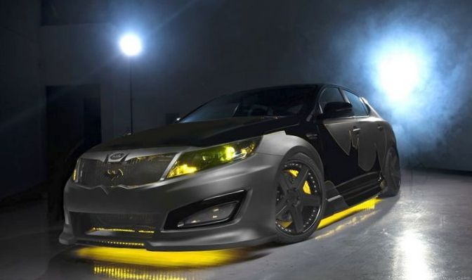 Неоновая подсветка на авто: эффектный...