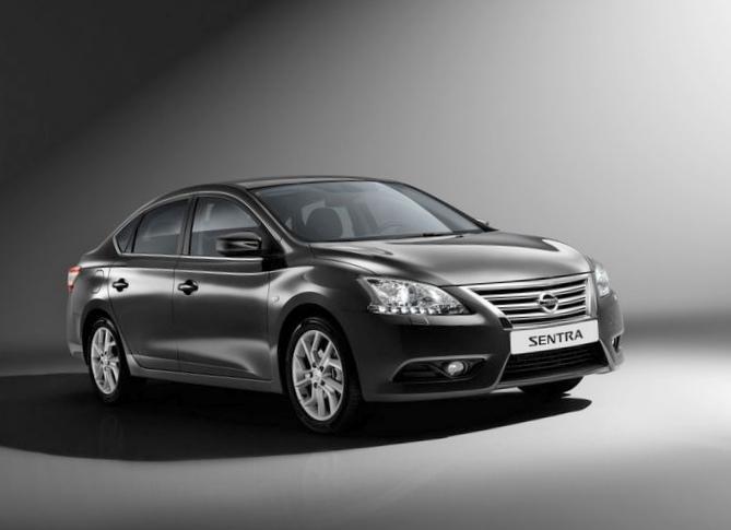Nissan объявил украинские цены на седан sentra