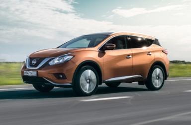 Nissan представляет новый кроссовер nissan murano