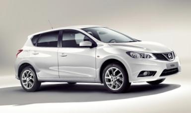Nissan представляет совершенно новый nissan tiida