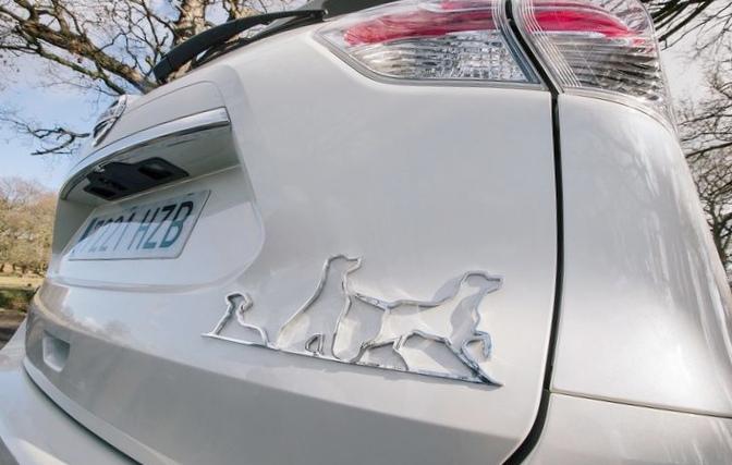 Nissan приспособил x-trail для...