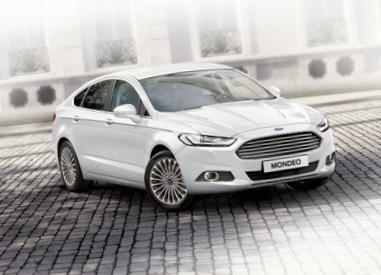 Новая премиальная версия ford mondeo