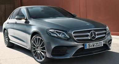 Новые цены на легковые автомобили mercedes-benz