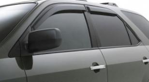 Нужны ли ветровики в авто?