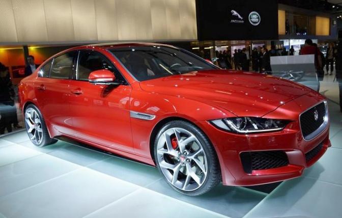 Обзор 2015 jaguar xe: технические...