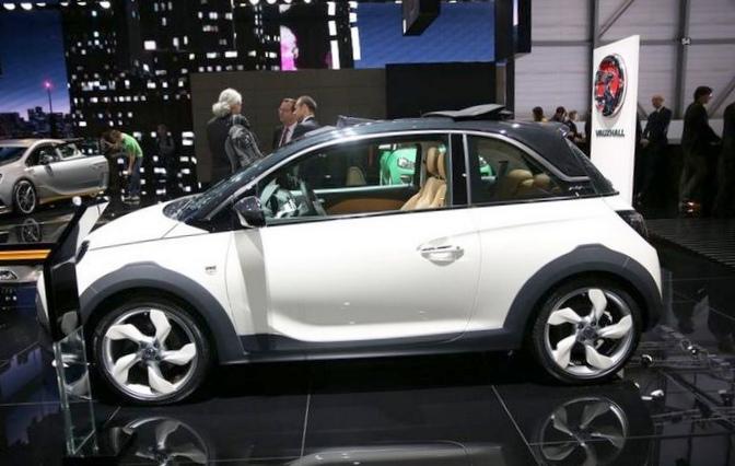 Opel изобрёл новый сегмент автомобилей