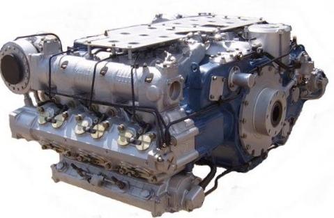Оппозитный двигатель: устройство...