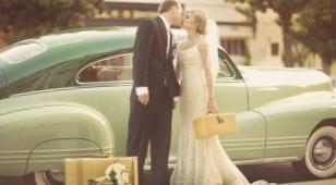 Основные критерии выбора авто для свадьбы
