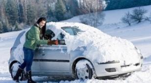 Особенности манеры вождения зимой