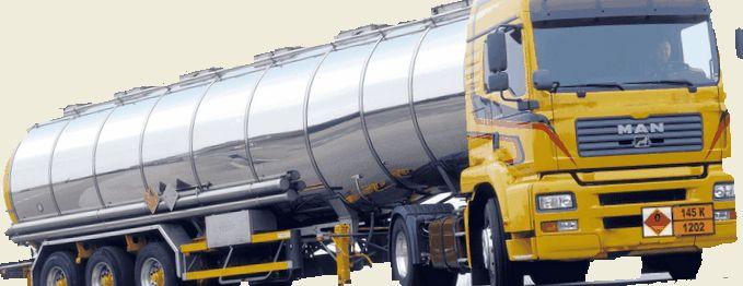 Особенности перевозки наливных грузов повышенной опасности