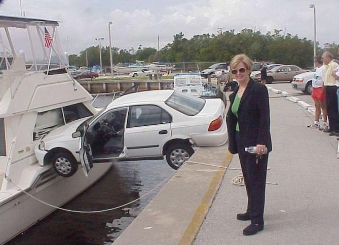 Отказали тормоза, что делать, как остановить машину?