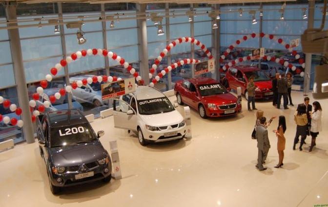 Открылся столичный автосалон 2007 ,авто, ремонт