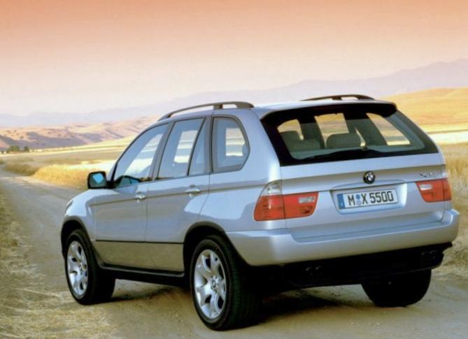 Отзыв о bmw x5 2004