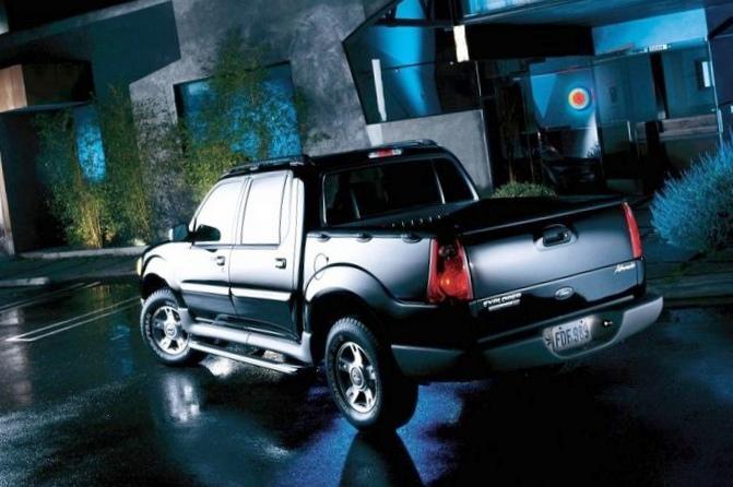 Отзыв о ford explorer 2002