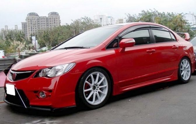 Отзыв о honda civic