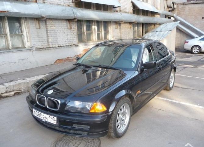 Отзыв об автомобиле bmw 3-серии e46, 2002 год.