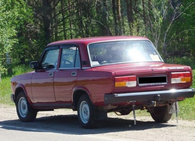 Отзыв об автомобиле ваз 2107 2007 года выпуска