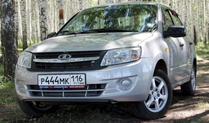 Отзыв об автомобиле vaz 2190 granta 2011 года выпуска