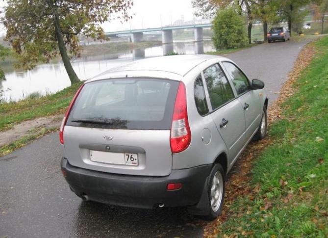Отзыв об автомобиле vaz kalina 2008 года выпуска