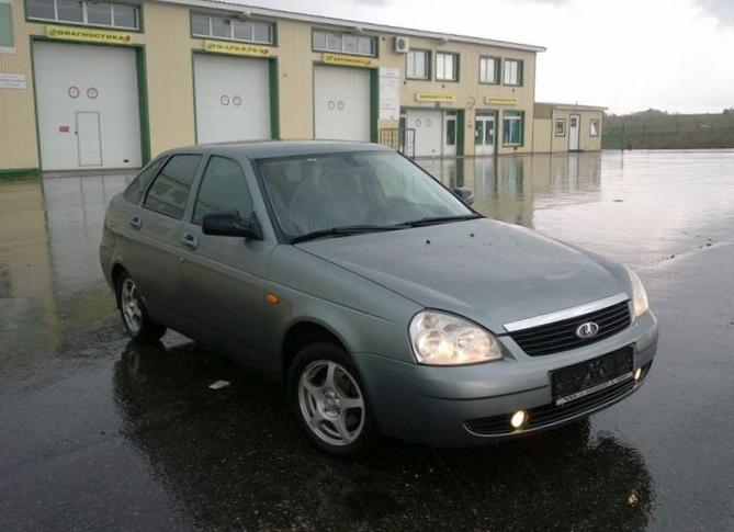 Отзыв об автомобиле vaz priora 2009 года выпуска
