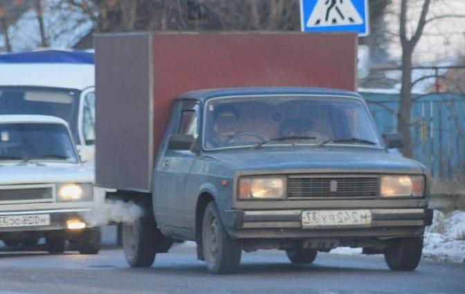 Отзыв об автомобиле вис 2345 2001 года выпуска