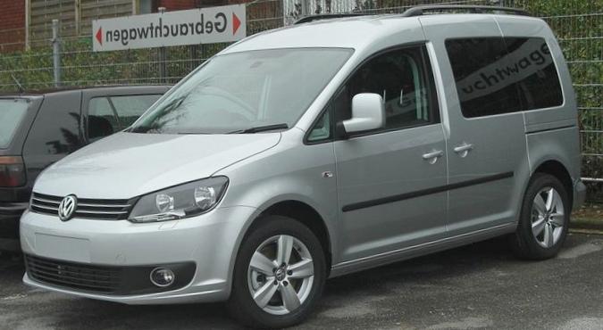 Отзыв об автомобиле volkswagen caddy 2002 года выпуска